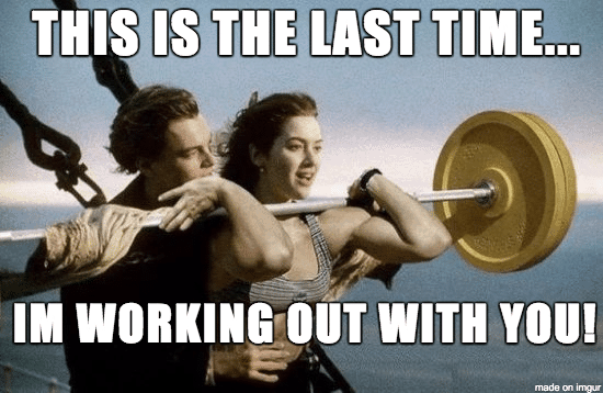 Girlfriend and gym
